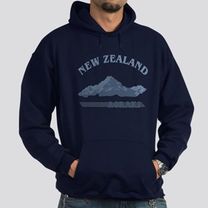 Aoraki New Zealand Vintage Hoodie (dark)