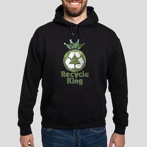 Recycle King Hoodie (dark)
