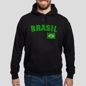 Brazil (Brasil) Vintage Hoodie (dark)