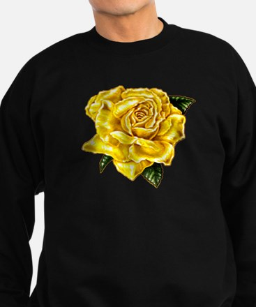 Yellow Rose of...wherever! Sweatshirt (dark)