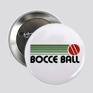 "Bocce Ball 2.25"" Button"
