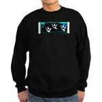 Ghosts of railroads Past ! Sweatshirt (dark)