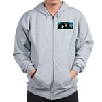 Ghosts of railroads Past ! Zip Hoodie