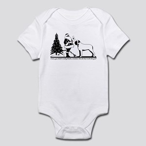 Red-Nosed Mastiff Infant Bodysuit