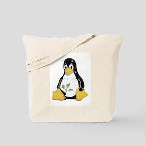 Christmas Tux - Tote Bag