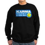 Karma Sweatshirt (dark)