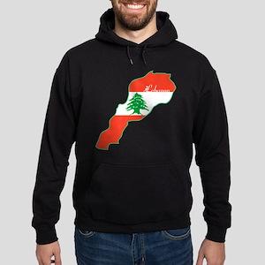 Cool Lebanon Hoodie (dark)