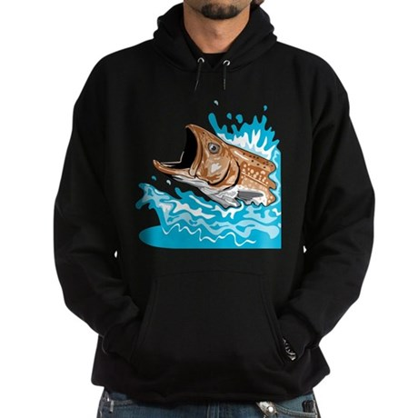 Fish Out Of Water Hoodie (dark)