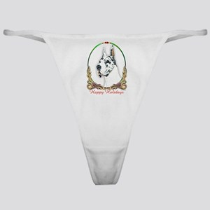 Harlequin Dane Holiday Classic Thong