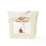 Trick Or Treatment Tote Bag