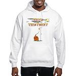 Trick Or Treatment Hooded Sweatshirt