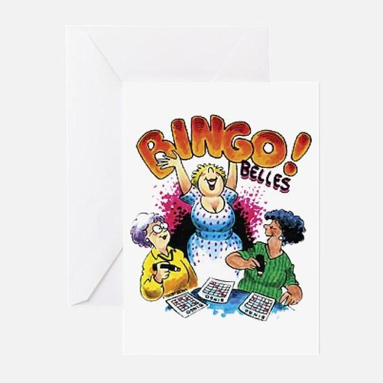 Bingo Belles Greeting Cards
