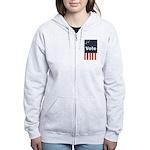 Vote Women's Zip Hoodie