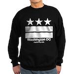 Washington DC Capital City US Sweatshirt (dark)