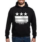 Washington DC Capital City US Hoodie (dark)