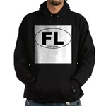 Fort Lincoln Decal-style Hoodie (dark)