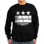 Georgetown Washington DC Sweatshirt (dark)