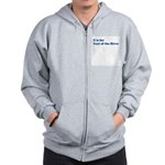 E is for East of the River Zip Hoodie