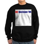 DC Decision '06 Sweatshirt (dark)