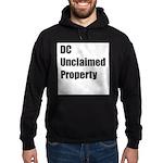 DC Unclaimed Property Hoodie (dark)