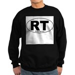 River Terrace Decal-Style Sweatshirt (dark)