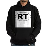 River Terrace Decal-Style Hoodie (dark)