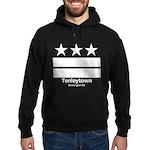 Tenleytown Washington DC Hoodie (dark)