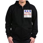 Future Mayor of DC Zip Hoodie (dark)
