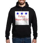 Future Mayor of DC Hoodie (dark)