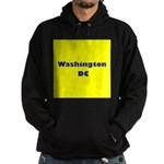 Washington DC (Yellow/Blue) Hoodie (dark)
