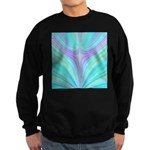 Multi-color Fractal Sweatshirt (dark)