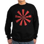 Holiday Pattern 001 Sweatshirt (dark)