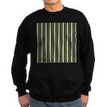 Green Pattern 002 Sweatshirt (dark)