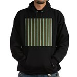 Green Pattern 002 Hoodie (dark)