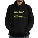 Walking Billboard Hoodie (dark)