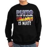 Pluto Uranus Sweatshirt (dark)