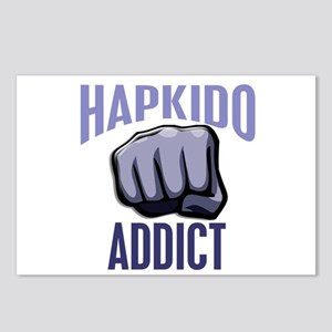 Hapkido Addict Postcards (Package of 8)