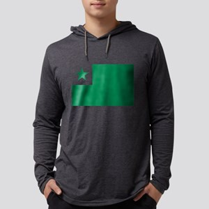 Esperanto Caps Long Sleeve T-Shirt