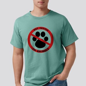 Not Tested on Animals Symbol T-Shirt