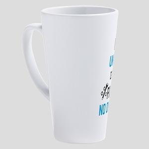If Uncle Can't Fix It No 17 oz Latte Mug