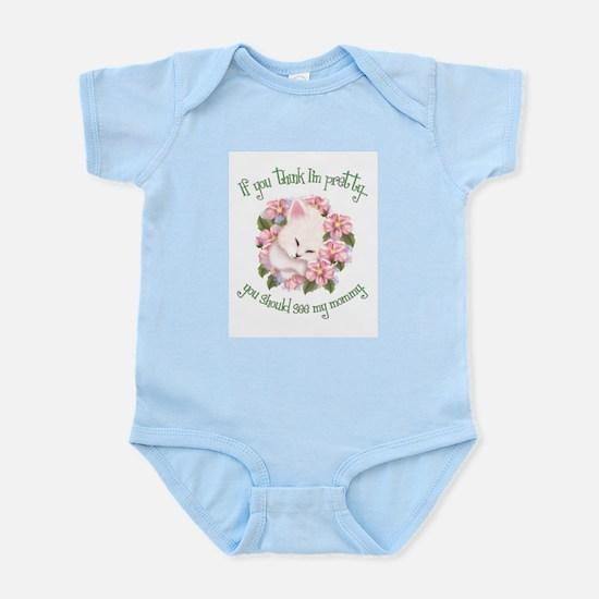Pretty Like Mommy Infant Bodysuit