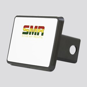 Save my rights Rectangular Hitch Cover
