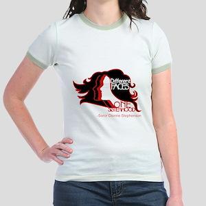Different Faces One Sisterhood for sororit T-Shirt