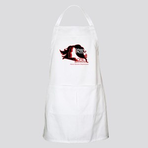 Different Faces One Sisterhood for sor Light Apron