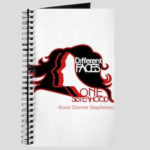 Different Faces One Sisterhood for sororit Journal