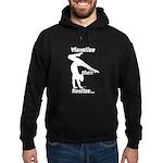 Gymnastics Hoodie - Visualize
