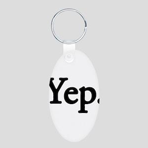 Yep. - black Keychains