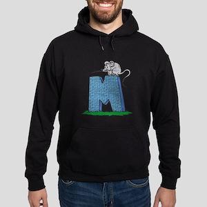 Kids Monogram M Hoodie (dark)