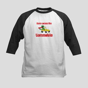Liammobile Kids Baseball Jersey