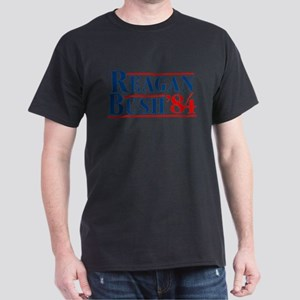 Bush Reagan 84 Election T-Shirt